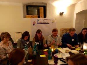 #CLC30 Gründungsmeeting - Themensammeln