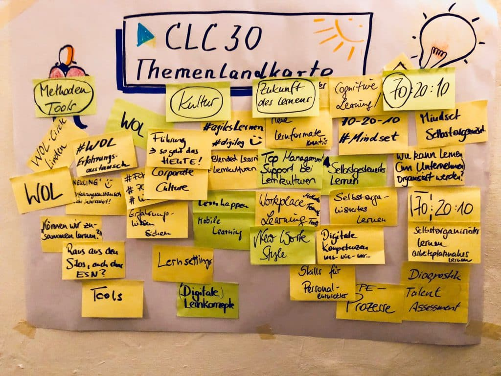 #CLC30 Themenlandkarte 2018